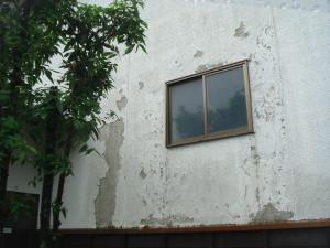 塗 劣化 外壁